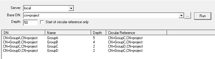 group loop