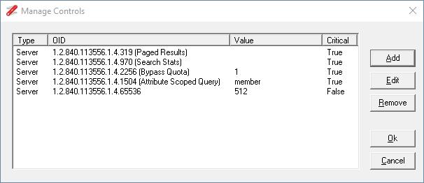 Manage Server Side Controls