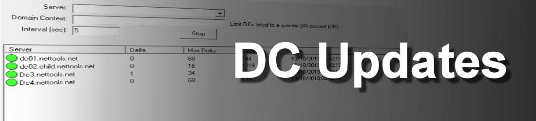 DC Updates