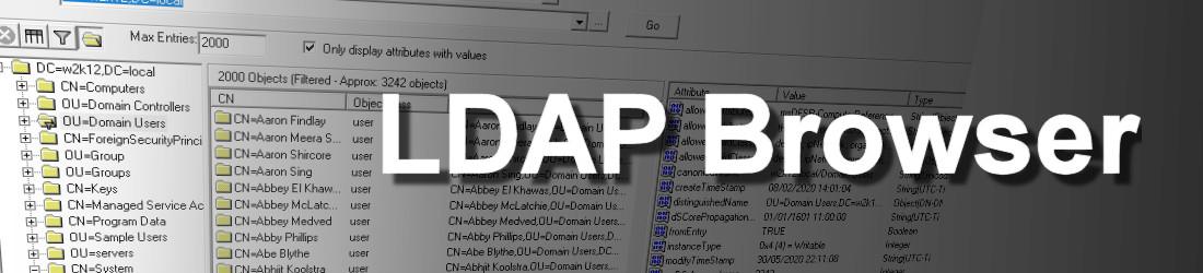 LDAP Browser