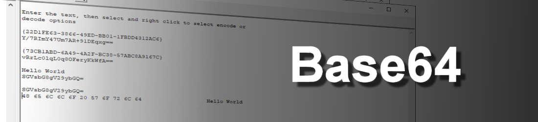 Basae64